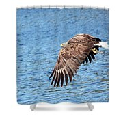 This Fish Is Mine Shower Curtain