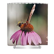 This Is My Flower Shower Curtain