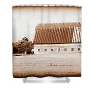 This Old Farm IIi Shower Curtain