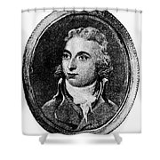 Thomas Boylston Adams Shower Curtain