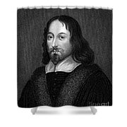 Thomas Browne (1605-1682) Shower Curtain