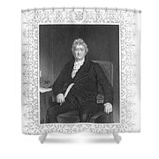 Thomas Clarkson (1760-1846) Shower Curtain