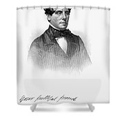Thomas Francis Meagher Shower Curtain