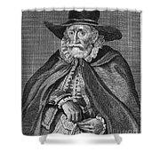 Thomas Hobson (1544-1631) Shower Curtain