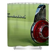 Thunderbird 1 Shower Curtain