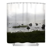 Tide Sequence - High Shower Curtain