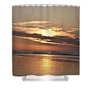 Till The Morning Comes Shower Curtain