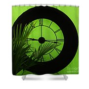 Time To Garden Shower Curtain
