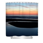 Time To Wonder Shower Curtain
