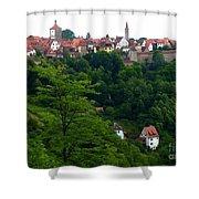 Timeless Rothenburg Shower Curtain
