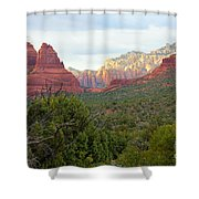 Timeless Sedona Shower Curtain