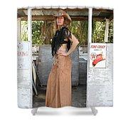 Tina Loy 580 Shower Curtain