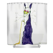 Tis Absolutly Shower Curtain