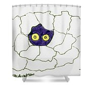 Tis Avalaunche Shower Curtain