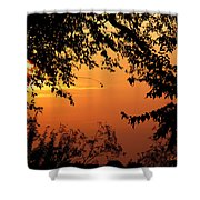Tn Sunrise Shower Curtain