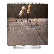 Together 03 Shower Curtain