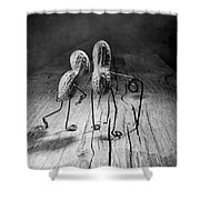 Together 06 Shower Curtain