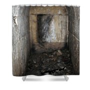 Tomb Of  Zachariah Father Of John The Baptist Shower Curtain