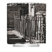 Tombs Of St. Louis Number One Cemetery New Orleans Shower Curtain
