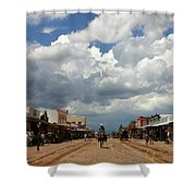 Tombstone Shower Curtain