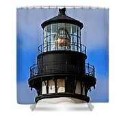 Top Of Lighthouse Shower Curtain