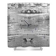 Topsail Dimensions  Shower Curtain