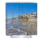 Topsail North End Shower Curtain