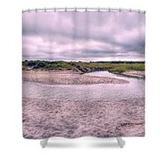Topsail Serenity  Shower Curtain