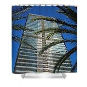 Torre Mapfre - Barcelona Shower Curtain
