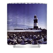 Tory Island, County Donegal, Ireland Shower Curtain