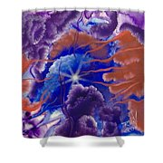Touch Of Silence Shower Curtain