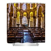 Tower Of London Chapel Shower Curtain
