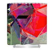 Tower Poly 20 Shower Curtain