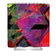 Tower Series 25 Shower Curtain