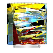 Tower Series 40 Shower Curtain