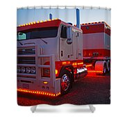 Tr0419-12 Shower Curtain