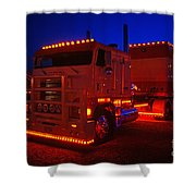 Tr0449-12 Shower Curtain