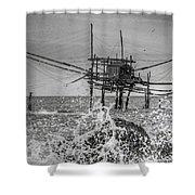 Trabucco 1 Shower Curtain