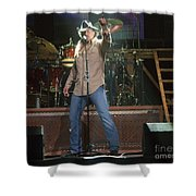 Trace Adkins Shower Curtain
