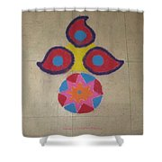 Tradition Reflection Shower Curtain
