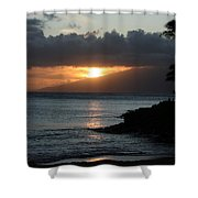 Tranquility At Its Best Shower Curtain