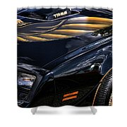 Trans-am Shower Curtain