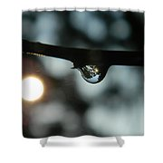 Transformation Of The World Shower Curtain