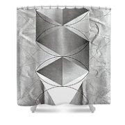 Transmutable Base Shower Curtain