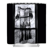 Transparency I Shower Curtain