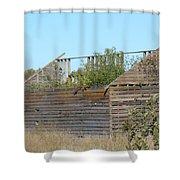 Tree Crib Shower Curtain