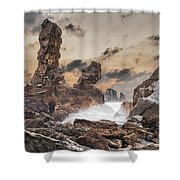 Trident Shower Curtain