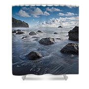 Trinidad Afternoon Shower Curtain