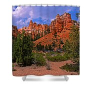 Tropic Canyon Shower Curtain