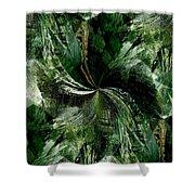 Tropical Rain Forest Shower Curtain